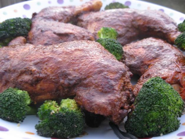 Peruvian Baked Chicken